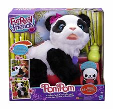 FURREAL FRIENDS PANDA POMPOM, Pom Pom Panda Fur Real HASBRO MEIN BABY PANDA