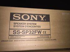 Sony SS-SP32FW Surround Sound Speakers NEW.