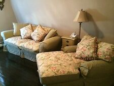 Couch & Chaise For Sale.