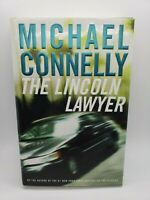 Michael Connelly THE LINCOLN LAWYER A Novel 1st Edition 1st Printing *Signed*