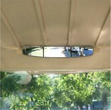"Rear View Mirror Golf Cart EZGO YAMAHA Club Car 16.5"" Extra Wide Panoramic View"