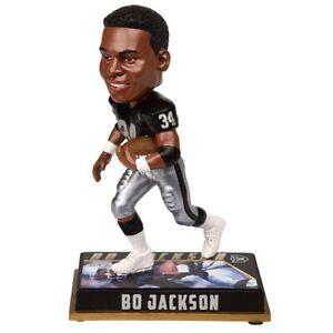 "BO JACKSON Oakland Los Angeles Raiders ""Legends of the Gridiron"" Bobblehead NIB!"