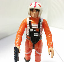 1977 LUKE SKYWALKER X-WING • C8-9 • 100% COMPLETE • VINTAGE KENNER STAR WARS