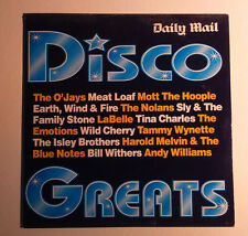 DISCO GREATS CD Lady Marmalade I'm in the mood for dancing I LOVE TO LOVE Nolans
