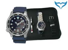 Citizen Promaster Diver Montre-bracelet ny0040-17lem 20 bar Bleu Set ny0040 NEUF