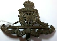 Badge The Royal Artillery WW1