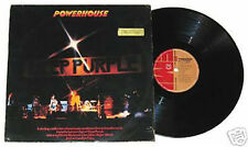 Philippines DEEP PURPLE Powerhouse LP Record