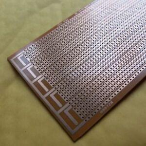 20x8.5 cm PCB Veroboard Prototype Stripboard Strip Vero Board breadboard 2.54ptc