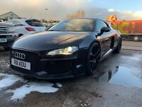 2008 Audi R8 limited edition ABT kit very rare may swap part ex
