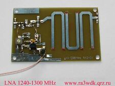 LNA 1240-1340 MHz, High IP3, Low noise. ATF54143
