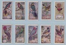 More details for cigarette cards - birds of australasia (w.d. & h.o. wills ltd) - complete set