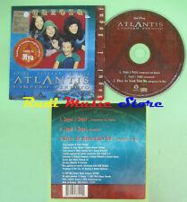 CD singolo GAZOSA SEGUI I SOGNI SOUNDTRACK ATLANTIS 2001 GERMANY CARDSLEEVE(S17)