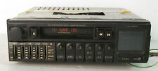 cat autoradio a cassette vintage, non testata, no tested