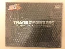 Transformers Henkei Takara Sons of Cybertron Optimus Prime & Rodimus