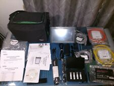 Anritsu MT1000A Network Master Pro with MU100010A MODULE+ LOT ACCESORIES MINT
