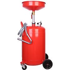 80 Litre Récupérateur d'huile de vidange Réservoir de vidange d'huile Mobile