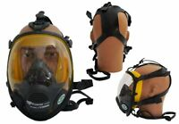 Britische Schutzmaske Gasmaske Protector RFF 4000 ABC Maske Fetisch Latexmaske