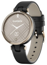 GARMIN Lily Classic Damen-Smartwatch Schwarz/Elfenbein 010-02384-B1