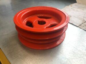 kubota mower deck pulley. Part # 1 825 K6055-33580   C55315