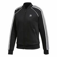 Women's adidas SUPERSTAR Track Jacket Black CE2392