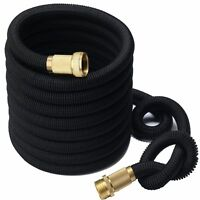 3X Stronger Deluxe Expandable Flexible Garden Water Hose (25ft,50ft,75ft,100ft)