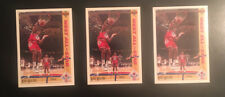 LOT OF 3 - 1989 HOOPS KARL MALONE BASKETBALL CARD(S), FREE SHIPPING!