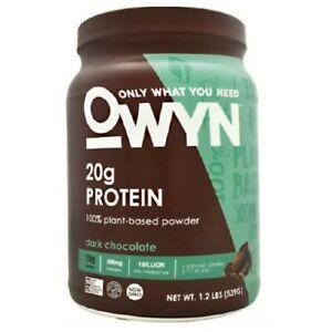 Plant Protein Dark Chocolate 1.2 lbs