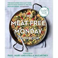 The Meat-Free Monday Cookbook (Cookery), Stella McCartney, Sir Paul McCartney, M