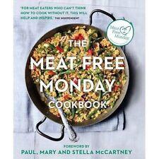 The Meat Free Monday Cookbook by Stella McCartney, Stella Paul, Paul McCartney,