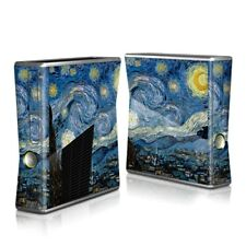 Xbox 360 S Console Skin - Starry Night by Vincent van Gogh - DecalGirl Decal