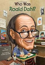 Who Was Roald Dahl? (pb) Author by True Kelley NEW