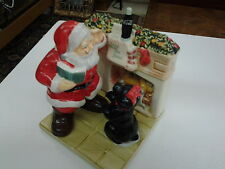 """Coca Cola """"Holiday Portrait"""" SALT & PEPPER SHAKERS! NEW IN BOX."""