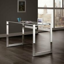 Coaster 800746 Co Furniture Computer Desk With Glass Top