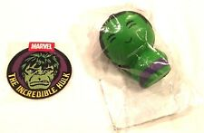 Marvel Collector Corps Hulk Patch and Squeeze Toy December 2017 FUNKO
