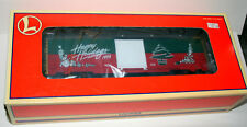 Lionel Trains Holiday Christmas 1999 9700 Boxcar Car 6-26243 New NOS Box