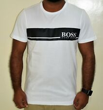 Hugo Boss Green Label White T-Shirt. Size: Small, Medium, Large, XL, XXL On Sale