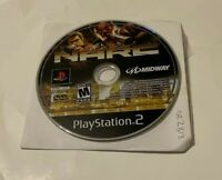 Narc (Sony PlayStation 2, 2005) DISC ONLY FAST SHIPPING PS2 NTSC MATURE MIDWAY