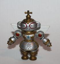 "Bandai Digimon 3"" Metal Small Silver Robot Small Action Figure"