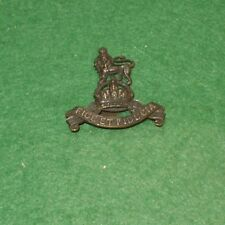 ROYAL ARMY PAY CORPS OSD BRONZE CAP BADGE
