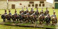 TWO 2-PACK COMBOS NEW Unpaintd 10mm Old Glory Russian Cavalry, LOW SHIP COST