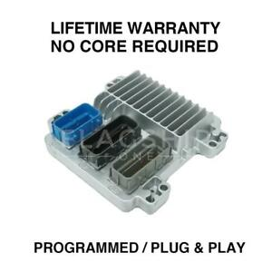 Engine Computer Programmed Plug&Play 2008 Isuzu i-Series i-290 12607096 2.9L PCM