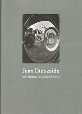 Jean Dieuzaide Rétrospective Envoi autographe signé de Dieuzaide