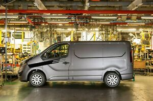 FITS  Fiat Talento STYLE SPORT VINYL GRAPHICS ANY COLOUR