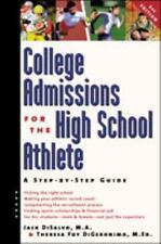 College Admissions for the High School Athlete by DiSalvo, Jack, DiGeronimo, Th