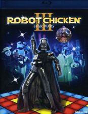 Robot Chicken: Star Wars III [New Blu-ray] Full Frame, Subtitled