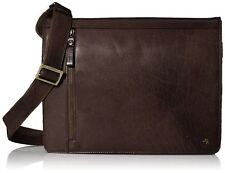 Visconti Buffalo Leather 13 Inch Laptop Case Messenger Shoulder Bag Handbag