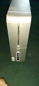 dell inspiron 530S 4gb ram no hard drive