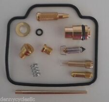 NEW Polaris Sportsman 335 1999-2000 Carburetor Carb Rebuild Kit Repair L@@K 99