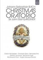 Bach: Christmas Oratorio - Monteverdi Choir, English Baro (NEW DVD)