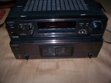 SONY A/V Surround Sound Receiver TA-E731X And 250 Watt Power Amplifier TA-N731